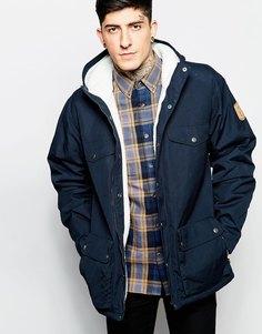 Зимняя куртка Fjallraven Greenland - Темно-синий