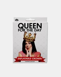 Надувная корона Queen For the Day - Мульти NPW