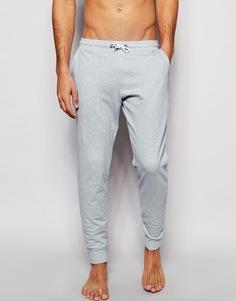 Светло-серые штаны для дома ASOS - Светло-серый меланж
