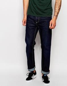 Прямые джинсы Blend Storm 16 - Темный каучук