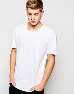 Oversize-футболка Jack & Jones - Белый