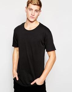 Oversize-футболка Jack & Jones - Черный