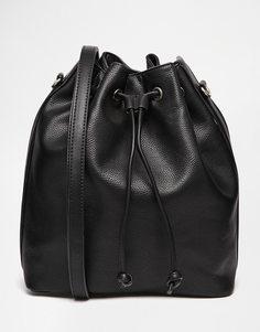 Рюкзак со шнурком Fiorelli Rossini - Черный