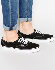 Кеды Vans Authentic - Черный