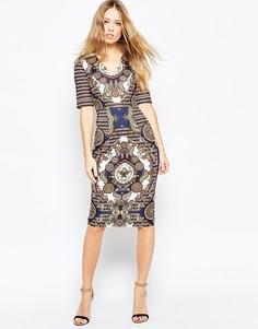 Платье с плиточным принтом ASOS - Принт