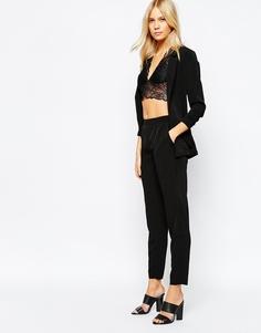 Мягкие брюки Y.A.S - Черный