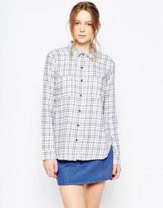 Клетчатая рубашка Splendid - Natural multi