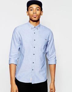 Оксфордская рубашка Tokyo Laundry - Синий