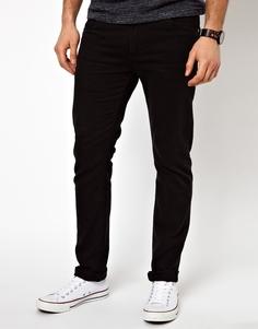Узкие джинсы Farah Vintage - Черный