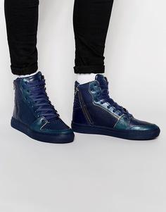 Высокие кроссовки Creative Recreation Adonis - Синий