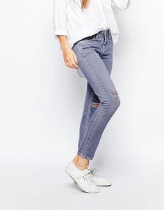 Укороченные рваные джинсы Hilfiger Denim Nora - Синий