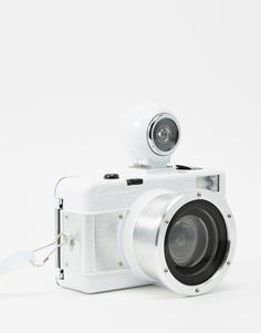 Фотоаппарат Lomography Fisheye 2 White Knight - Белый