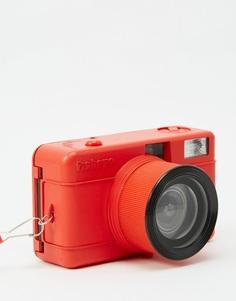 Kомпактный фотоаппарат с объективом рыбий глаз Lomography - Красный