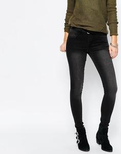 Облегающие джинсы Vila - Черный