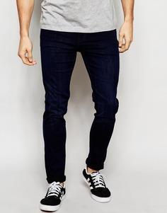 Темные облегающие джинсы Dr Denim Snap - Midnight