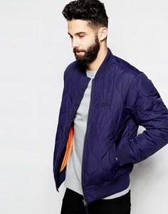 Куртка-пилот Addict MPC - Темно-синий