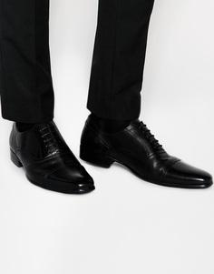 Строгие туфли на шнуровке Red Tape - Черный
