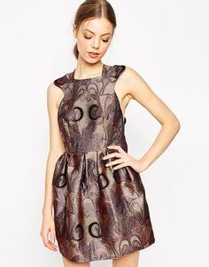 Платье Alice McCall Grace Like Rain - Сливовый