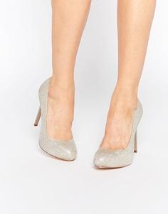 Туфли‑лодочки на каблуке с эффектом металлик Faith Cadles - Shimmer