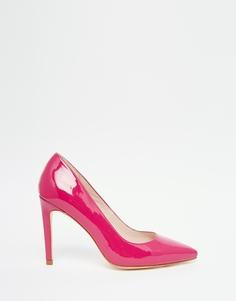 Красные лакированные туфли-лодочки Faith Carey - Ягодный