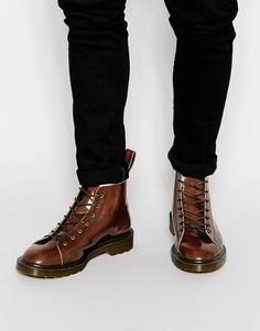 Ботинки на шнуровке Dr Martens Made in England Core - Рыжий