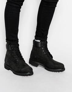 Классические премиум-ботинки Timberland - Черный