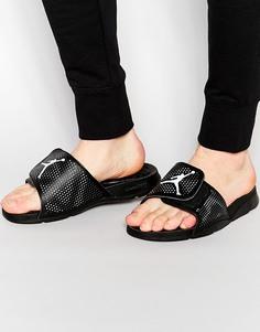 Шлепанцы Nike Air Jordan Hydro 5 820257-010 - Черный