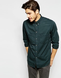Рубашка классического кроя Paul Smith Jeans - Серый