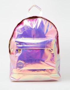 Рюкзак с голографическим принтом Mi-Pac - Iridium