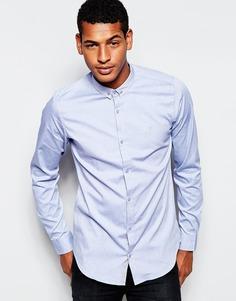Оксфордская рубашка Vito - Синий