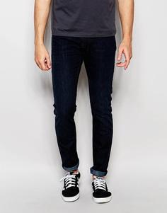Эластичные джинсы скинни Lee Luke - Синий ворон
