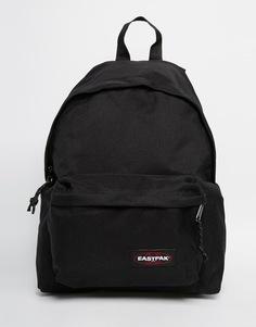 Черный рюкзак с уплотнением Eastpak Pak'R - Черный
