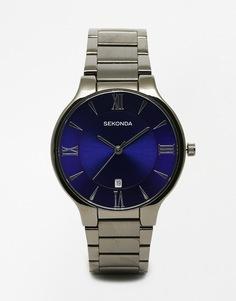 Часы из нержавеющей стали Sekonda - Черный
