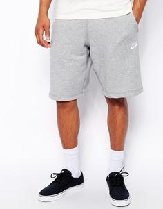 Шорты Nike AW 77 545358-063 - Серый