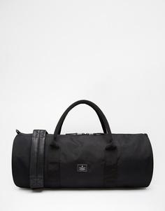 Черная сумка-бочонок ASOS - Черный