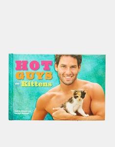 Книга Горячие парни и котики - Мульти Books