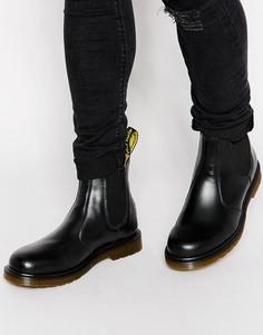 Ботинки челси Dr Martens 2976 - Черный
