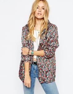 Складывающаяся в мешочек куртка с пестрым принтом Cath Kidston - Mews ditsy