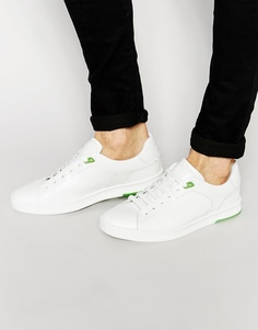 Кроссовки Boss Green Raycheck - Белый