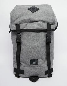 Серый походный рюкзак ASOS - Серый
