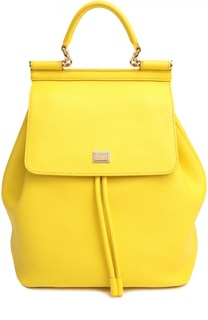Рюкзак с зеркалом Miss Sicily Dolce & Gabbana