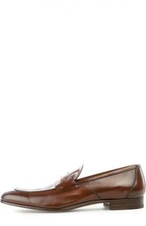 Лоферы с рожком для обуви H`D`S`N Baracco