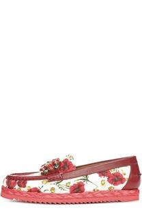Лоферы Palermo Dolce & Gabbana