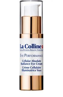 Крем для контура глаз с клеточным комплексом Cellular Absolute Radiance Eye Cream La Colline