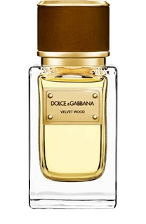 Парфюмерная вода Velvet Collection Wood Dolce & Gabbana