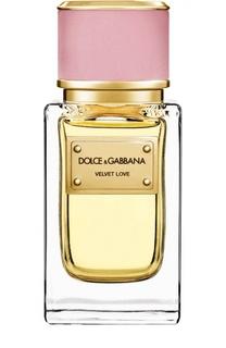 Парфюмерная вода Velvet Collection Love Dolce & Gabbana