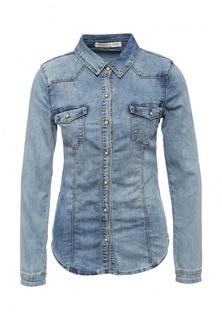 Рубашка джинсовая Miss Bon Bon