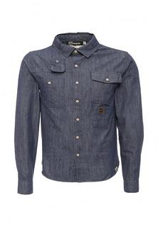 Рубашка джинсовая HoodieBuddie