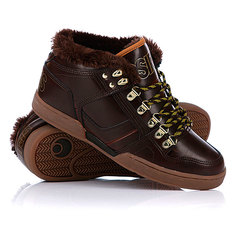 Зимние кеды Osiris Nyc 83 Mid Shr Brown/Gold/Gum