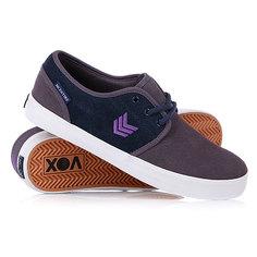 Кеды кроссовки низкие Vox Slacker Blue/Cody